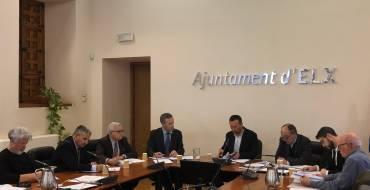 El Ayuntamiento de Elche aporta a la UNED 112.000 euros