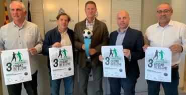 Elche celebrará la III edición del Torneo Social de Fútbol