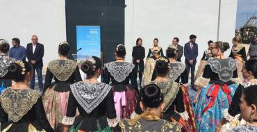 Jornada de convivencia de las candidatas a reinas y damas de las Fiestas de Elche en Dénia