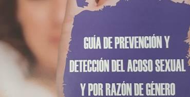 Guía de prevención y detección del acoso sexual y por razón de género