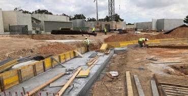 El primer lliurament dels nous nínxols del cementeri es realitzarà el 4 de juliol