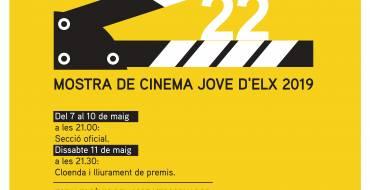 Más de 90 cortometrajes concurrirán en la XXII Mostra de Cinema Jove d'Elx