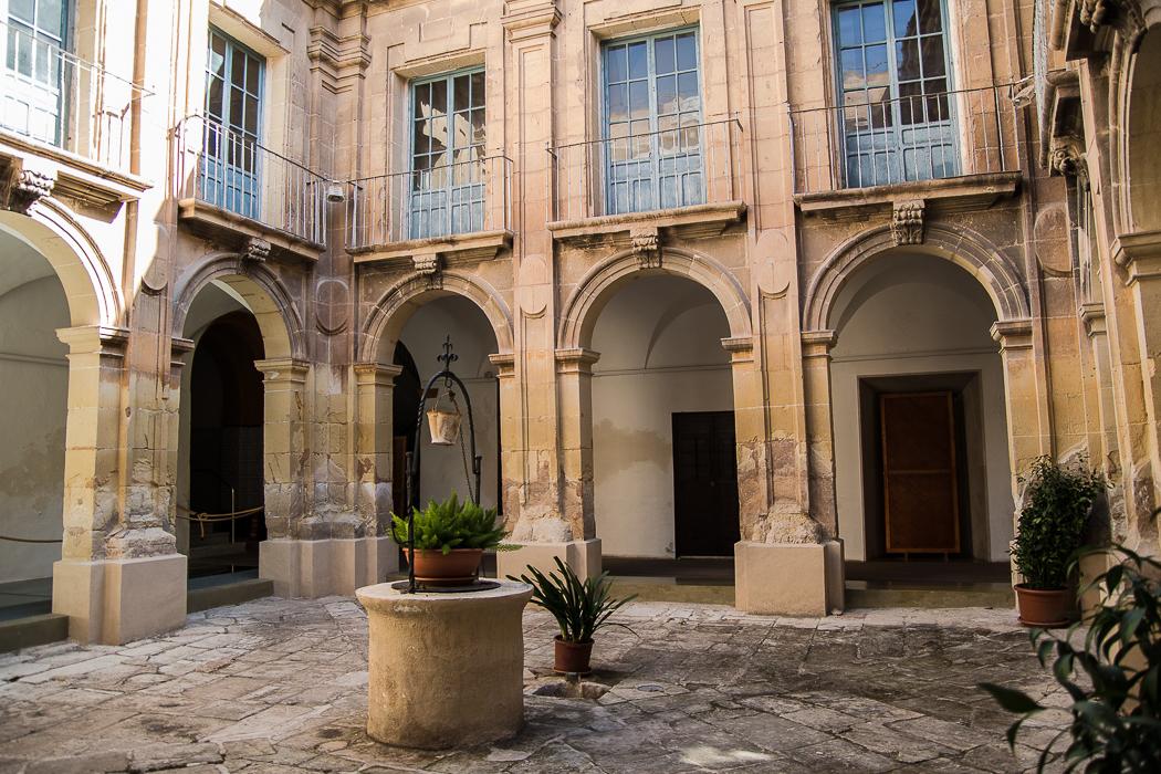 Visita al Centro Cultural Las Clarisas
