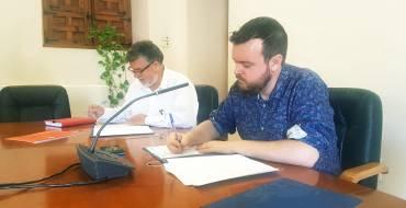 El Ayuntamiento y la Associació per al Desenvolupament Rural del Camp d'Elx renuevan su colaboración