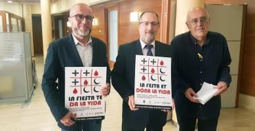 Els moros i cristians d'Elx emprenen una campanya de donació de sang
