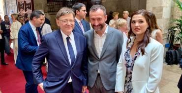 El alcalde de Elche valora positivamente la composición del nuevo Gobierno Valenciano