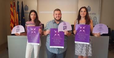 Los 'Puntos Violeta' vuelven a las Fiestas de Agosto para sensibilizar a la ciudadanía y prevenir comportamientos machistas y homófobos