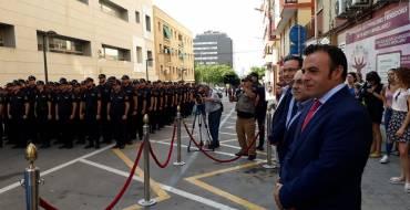Treinta agentes de la Policía Nacional se incorporan a la Comisaría de Elche