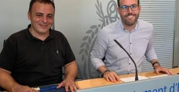 El Ayuntamiento adjudica las obras para la construcción de un aulario para Infantil en el colegio Els Garrofers