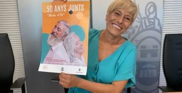 """El Ayuntamiento abre el plazo de inscripciones para la campaña """"50 años juntos"""" Bodas de Oro 2019"""