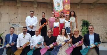 La concejala de Fiestas asiste a la presentación del cartel de la Gestora de Festejos