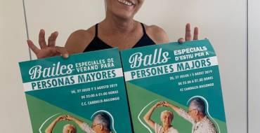 La concejalía de Políticas de Mayores presenta los bailes especiales de verano para personas mayores