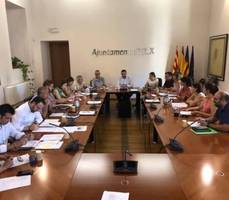 La Junta de Gobierno acuerda no aplicar la revalorización catastral para no incrementar el recibo del IBI