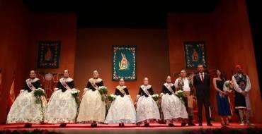 El Gran Teatre acull l'acte de proclamació de les reines i dames de les festes d'Elx 2019