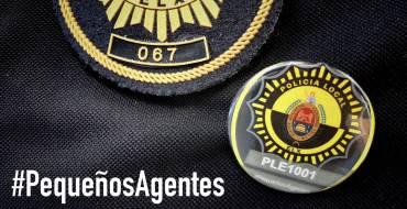 '#PequeñosAgentes', la iniciativa de la Policía Local de Elche para localizar niños perdidos