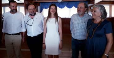 El alcalde se ha reunido con el decano del Colegio de Abogados de Elche, para examinar posibles colaboraciones con el Ayuntamiento