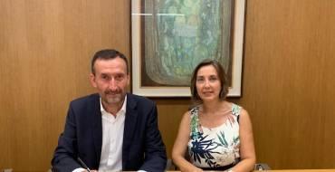 El alcalde delega sus funciones en María José Martínez Gutiérrez