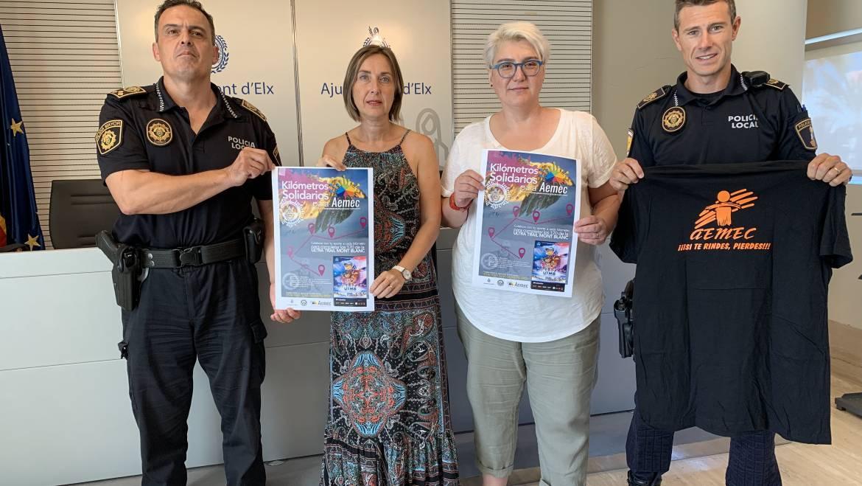 La Policía Local más solidaria