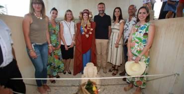 El alcalde reivindica el regreso permanente de la Dama a medio o largo plazo