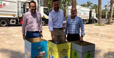 El servicio de limpieza se refuerza con la incorporación de dos nuevos camiones de recogida de basuras