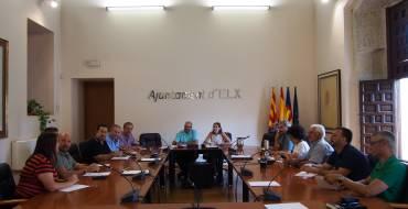 Reunión de Medio Ambiente y Desarrollo Rural con la asociación ADR