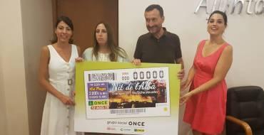 La Nit de l'Albà, presente en el cupón de la ONCE del próximo 12 de agosto