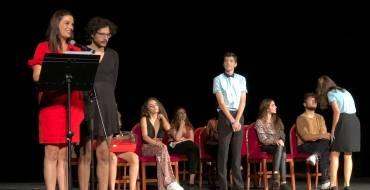 La concejala de Cultura clausura la XXIV edición de la Mostra de Teatre Dama d'Elx