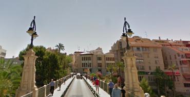 Corte de Puente de Canalejas