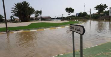 El Ayuntamiento coordina el envío de la ayuda ciudadana a las localidades de la Vega Baja afectadas por la gota fría