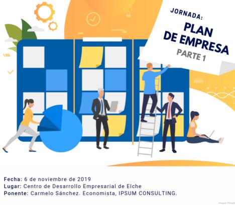 Jornada: Plan de Empresa (Parte 1)