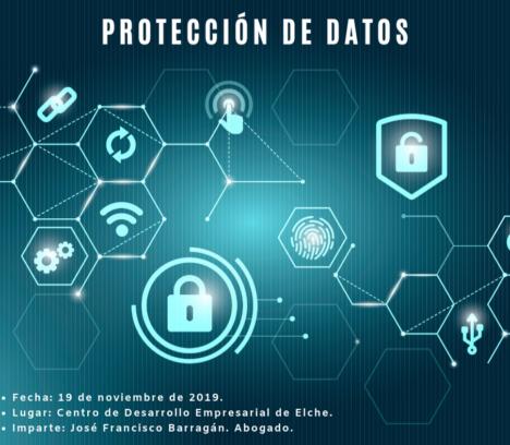 Jornada: Reglamento General de Protección de Datos para Emprendedores y Empresarios