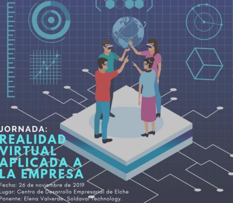 Jornada: Realidad Virtual aplicada a la Empresa.
