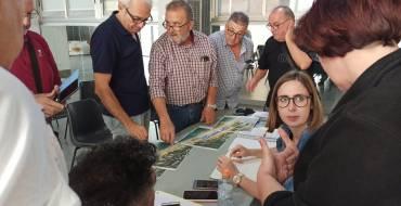 Medio Ambiente informa del proyecto de restauración de la pinada de La Marina que ya está en marcha