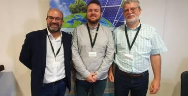 Elche acoge la primera jornada de autoconsumo fotovoltaico a la que asisten más de un centenar de personas