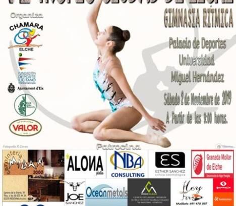 VI Trofeo Gimnasia Rítmica Ciudad de Elche