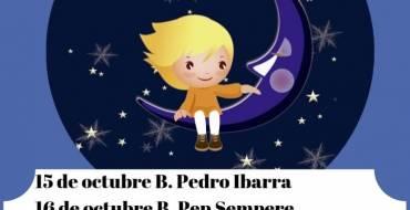 «La Nena Crea» visita las bibliotecas infantiles con el cuento «La lluna que volia ser xiqueta».