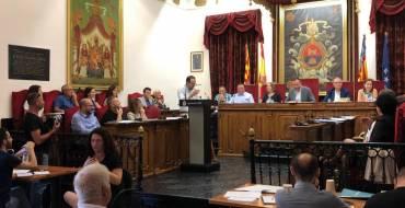 El Pleno aprueba declarar 'zona afectada por una emergencia' las áreas agrícolas del sur del municipio