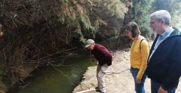 La Concejalía de Medio Ambiente repara la ruta del Pantano