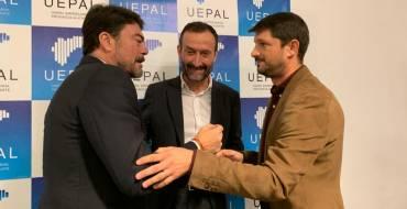 Los alcaldes de Alicante y Elche  ponen sobre la mesa reivindicaciones comunes como las infraestructuras  viarias y ferroviarias o el impulso a IFA