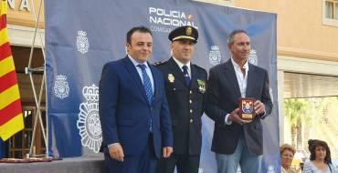 Elche reitera el respeto y el reconocimiento al Cuerpo Nacional de Policía en la festividad de su patrón
