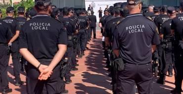 La Junta de Gobierno da luz verde a la incorporación de 64 nuevos agentes a la plantilla de la Policía Local en 2020