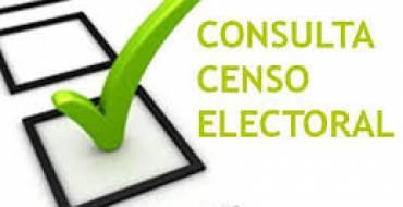 Consulta si estás en el censo electoral para poder ejercer tu derecho al voto el próximo 10 de noviembre.