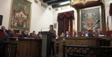 El Pleno acuerda reajustar las anualidades de Edificant para garantizar la ejecución de los proyectos