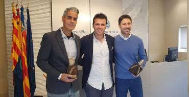 L'Ajuntament d'Elx premia els emprenedors del mes de setembre i octubre