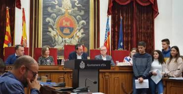 El vot en contra de Vox impedeix al Ple aprovar una declaració institucional contra la violència de gènere