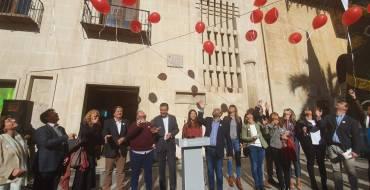 El Ayuntamiento de Elche se suma al Día Mundial de la lucha contra el SIDA