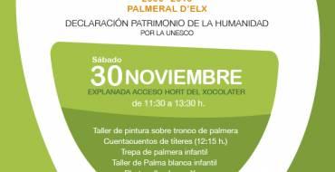 XIX Aniversario de la Declaración del Palmeral de Elche como Patrimonio de la Humanidad por la UNESCO
