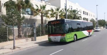 El Ayuntamiento recibe 1,4 millones del Ministerio de Transportes para compensar las pérdidas del servicio de bus por la pandemia
