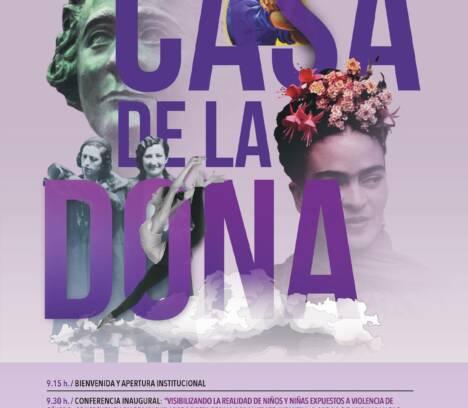 Elx commemora el 25N amb un complet programa d'activitats de prevenció de la violència contra la dona