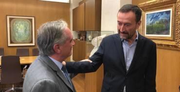 L'Ajuntament d'Elx i Creu Roja Espanyola intensifiquen la seua col·laboració